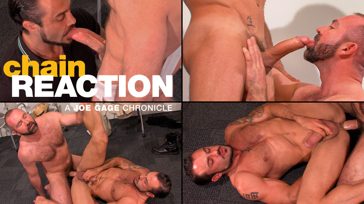 Chain Reaction - George Ce and Josh West