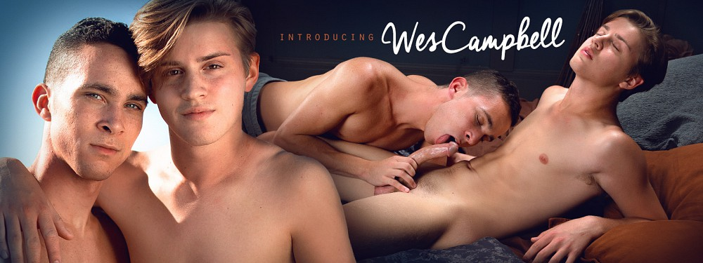 Introducing - Wes Campbell and Chandler Mason