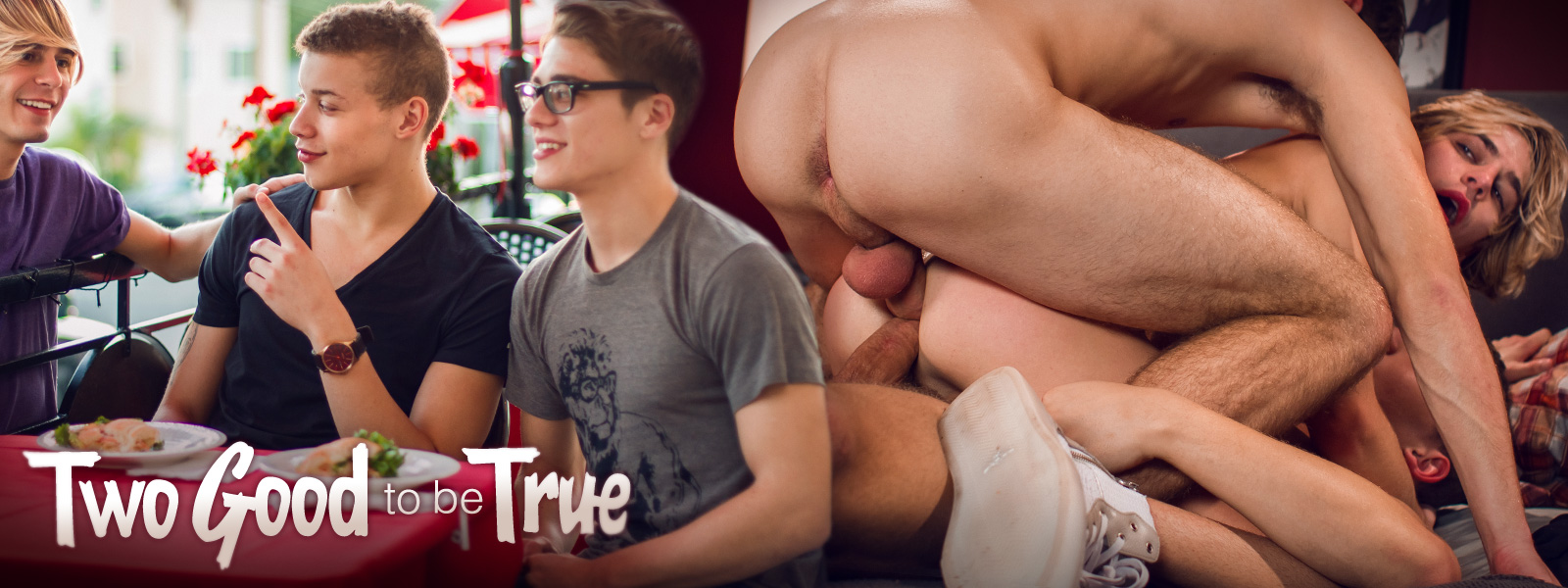 Two Good to be True - Kyle Ross and Blake Mitchell & Corbin Colby