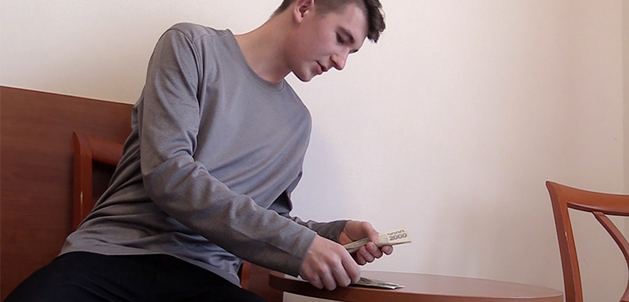 Debt Dandy 189 - The Gay Need Money for Pay Hotel Room