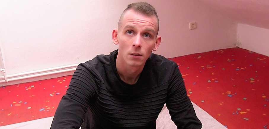 Debt Dandy 231 - Horny amateur frat boy getting fucked hard anally