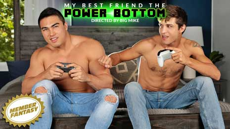 Axel Kane has been hearing rumors about his best friend Elliot Finn and all of the talk has Axel's interest piqued. Apparently, Elliot is a power bottom!