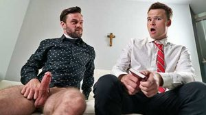 Catholic boy Brent North feels like he's been having sinful thoughts about the last time he met with Father James Fox, but when he goes to confess his sins, it's none other than Father Fox who is...
